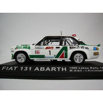 Autos De Rally Antiguos!!!! Fiat 131 Abarth