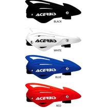 Cubre Manos Protector Acerbis Tri Fit Azul Motos Miguel