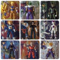 Kit Com 5 Personagens Dragon Ball Z -mega Promoção