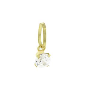 Pingente Em Ouro 18k Redondo Mini Com Zircônia por Rosana Joias e Relógios 10a0f8ab85