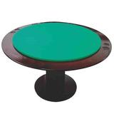Mesa De Poker E Carteado Redonda Klopf - Frete Grátis