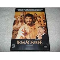 Dvd Original - Irmãos De Fé Com Padre Marcelo Rossi