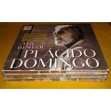 The Best Of Placido Domingo Set Box 4cds Nuevo Sellado