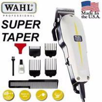 Maquina Para Afeitar Cabello Wahl Super Taper Made In Usa