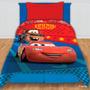 Acolchado + Sabanas Infantiles Cars 1 1/2 Plazas Piñata