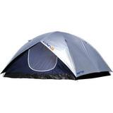 Barraca Camping Impermeável Luna 8 Pessoas Mor