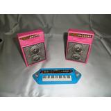 Set De Teclado Y Parlantes Barbie Mattel 1986!!!
