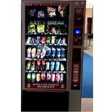Vending Machine Refrigerante Salgadinho C/ Video