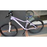 Bike Audax Adx 201 Feminina