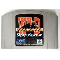 Jogo Wild Choppers Nintendo 64 N64 Original Cartucho Fita