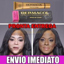 Dermacol Base Original A Prova Dagua Cobre Vitiligo Tatuagem