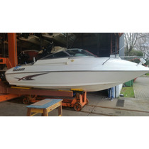 Lancha Quicksilver 2002 Cuddy Con Mercury Optimax 225hp