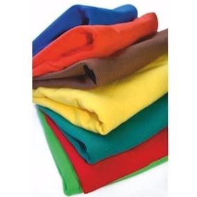Franelas Unicolores 100%algodó Publicitarias Para Estampado