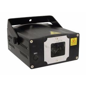Projetor Mini Laser Holográfico Com Raios P/ Dj Festa