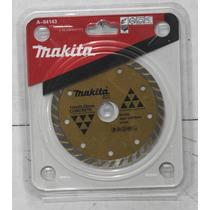 Disco De Diamante Para Concreto De 4-1/2¿ Makita A-84143