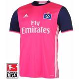 Camisa Hamburgo (alemanha) Unif. 2 - 2016/2017 Frete Grátis
