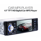 Autoradio Multimedia 4.1 Hd Mp5, Mp3, Usb Sd.