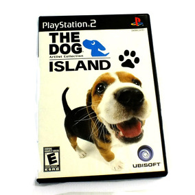 Jogo Ps2 The Dog Island Playstation 2 A7661