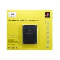 30 Unidades - Memory Card Ps2 - 8mb