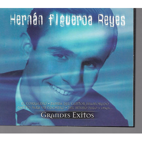 Hernan Figueroa Reyes Edicion Grandes Exitos Digipack Carton