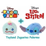 Peluches Stitch + Scrump Trapos Tsum Tsum Promo X 2! Disney