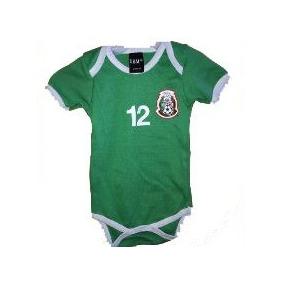 Seleccion Mexicana Para Bebe - Ropa 13283116b3f40