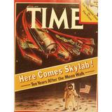 Revista Time Magazine 1979 Viene Laboratorio Espacial