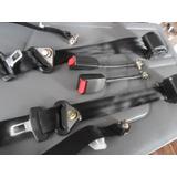 Cinturones Seguridad Inercial Adaptable Ford F-100 + Central