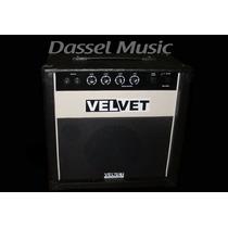 Amplificador Velvet Para Bajo Teclado Y Micro 35 Watt