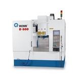 Centro De Usinagem Romi D600 - Maquina Zerada - R$175.000,00