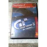 Gran Turismo 3 A-spec Para Playstation 2 - Con Detalles