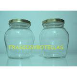 Frascos-envases Mermelada Almendra 360 Cc X 20 Caramelera
