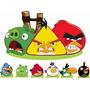 Kit 7 Display Centro Mesa E Chão Angry Birds Festa Infantil