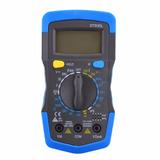 Multímetro Digital Profissional Md-180 Original + Bateria 9v