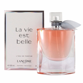 perfume la vie est belle precio
