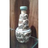 Garrafa Francisco Brennand, Cerâmica Vitrificada E Esmaltada