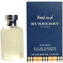 Burberrys Week End Of London 50 Ml 1.7 Fl. Oz