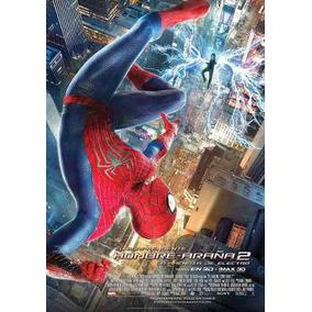 Poster Afiche El Sorprendente Hombre Araña 2 Spiderman