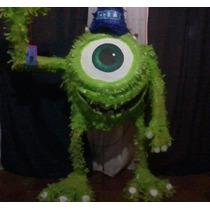 Piñata Monster Inc/ Monster University, Mike Wazowski