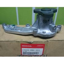 Bomba Água Honda Fit 1.5 16v Flex 2009/2014 19200-rb0-003