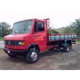Kit Ar Condicionado Caminhões Mb 709/710/912 (motor Om 364)
