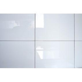 Revestimiento Blanco Brillo 20 X 30 Cm Waterproof