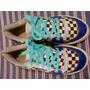 Zapatillas Número 37-plantilla Mide 24cm., Re-canchera !!!