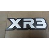 Insignia Emblema Xr3 De Ford Escort 88/92 Nueva!!