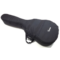 Bag Para Guitarra Semi Acústica Universal Master Luxo