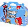 Cajitas-souvenirs Golosineras De Angry Birds