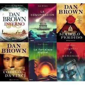 Dan Brown Colección 6 Libros Pdf