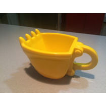 Taza Bote Excavadora Retroexcavadora Caterpillar Digger Mug