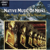 Native Music Of Nepal From Mount Everest & The Himalayas Cd