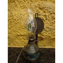 Antiga Miniatura De Lamparina - R 3619